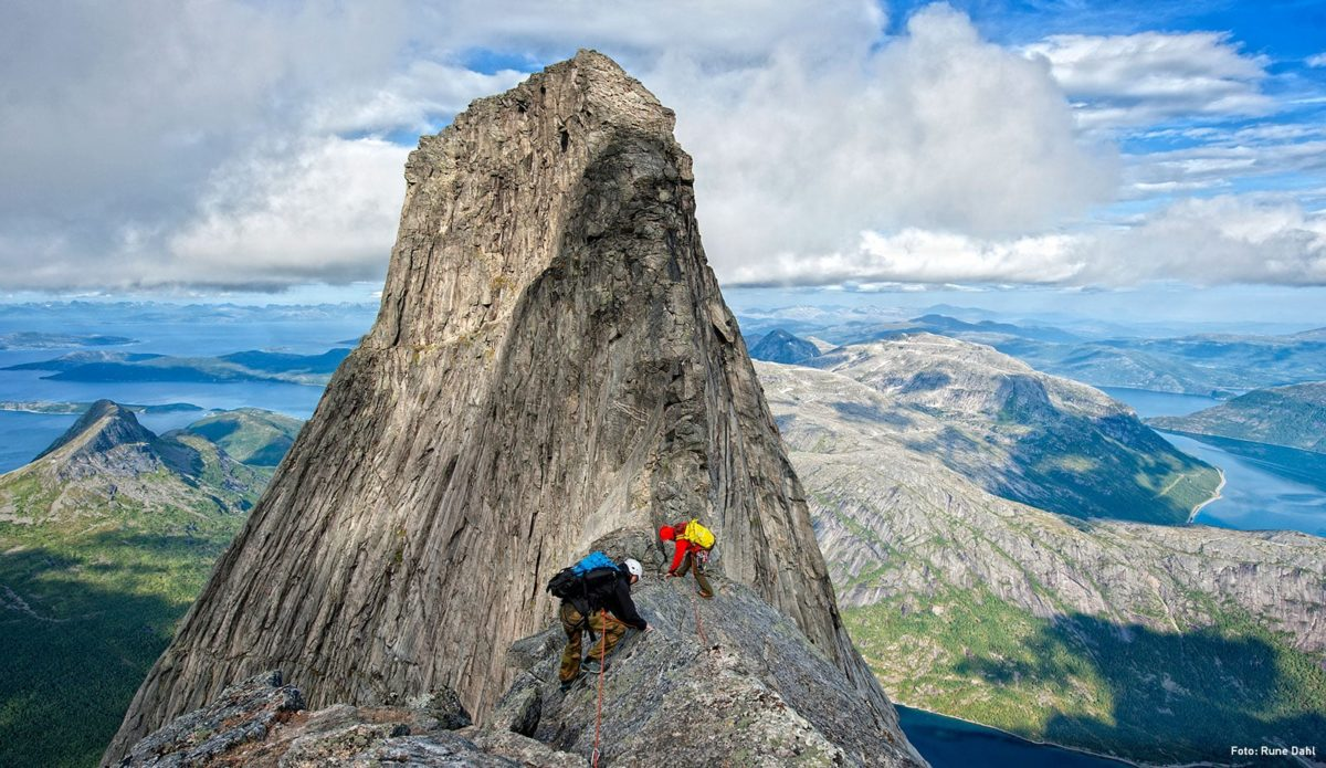 Mountaineering and climbing - what is the difference