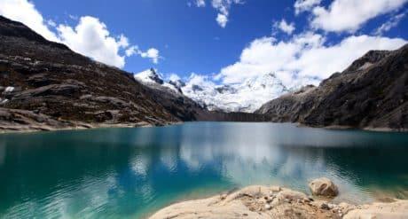 Alpamayo and Huascaran