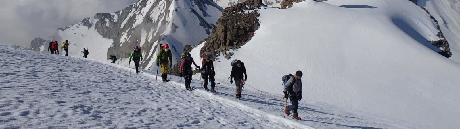 Gran Paradiso guided ascent