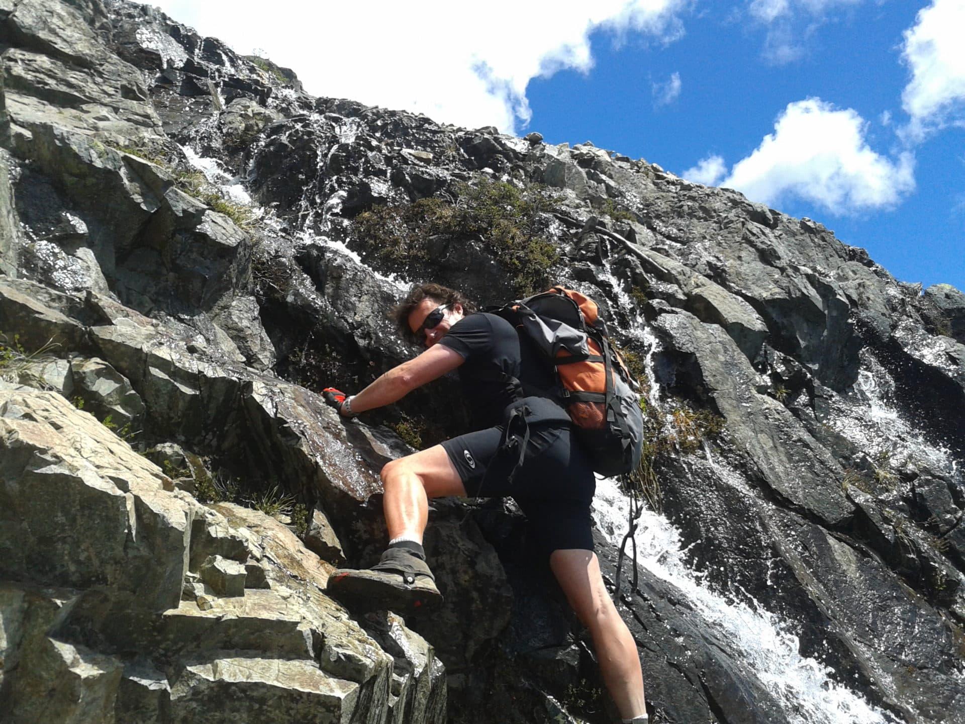Ascent to Cerro López, Bariloche