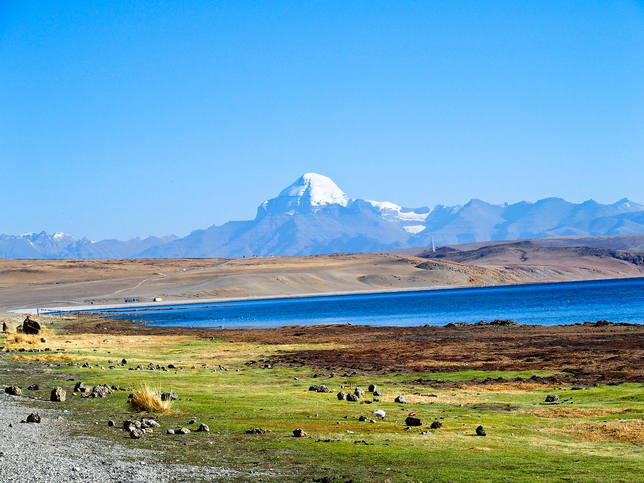 Tour to holy Mount Kailash