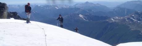 Climbing Mount Tronador, Bariloche