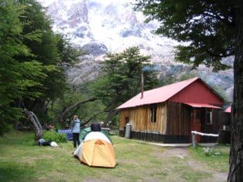 Trek to Rio Blanco, Cerro Torre & Camp Toro