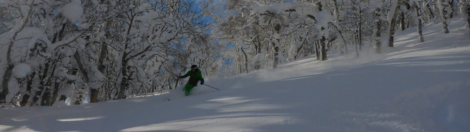 Hokkaido backcountry and ski touring