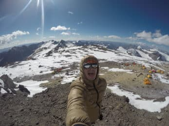Expedition to Mount Aconcagua