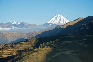 Machu Picchu, Titicaca and Ausagante