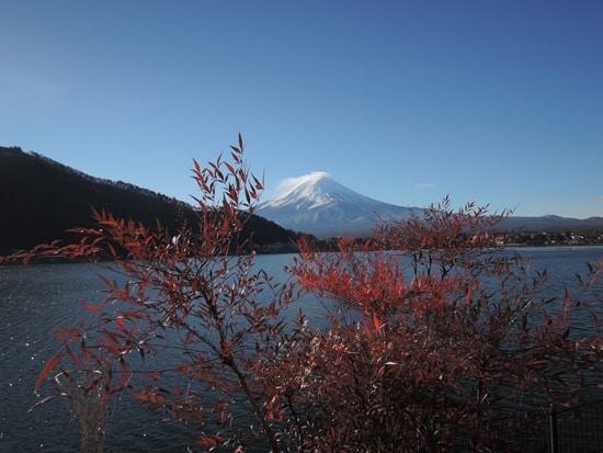 Trekking around Mount Fuji