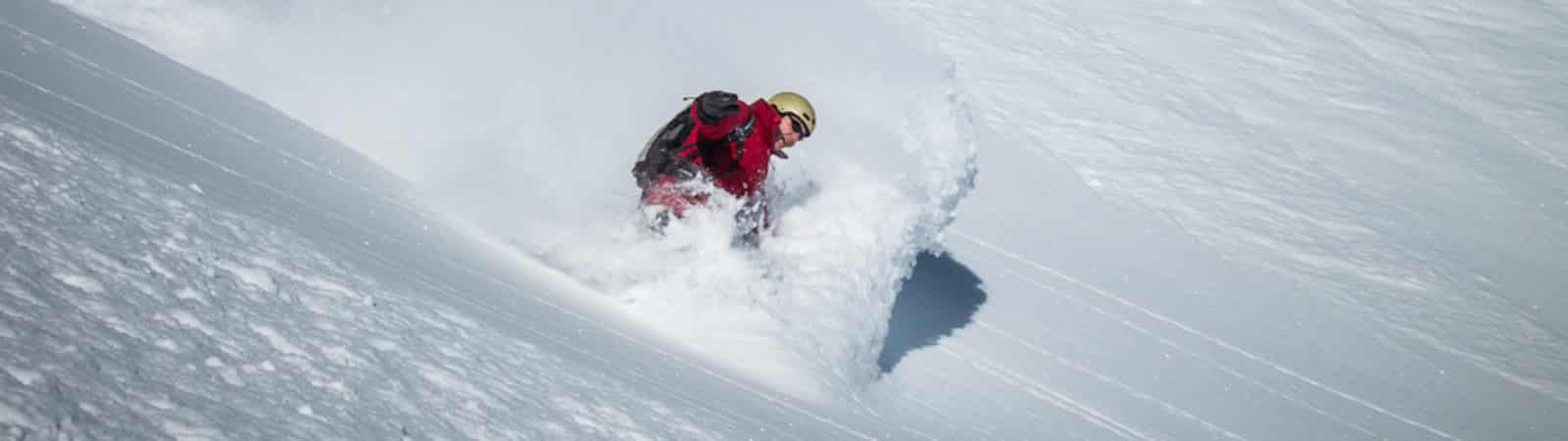 Verbier freeride and backcountry skiing