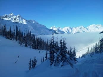 Rogers Pass Ski Tour British Columbia