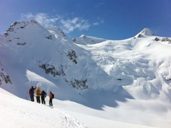 Garibaldi Neve Traverse