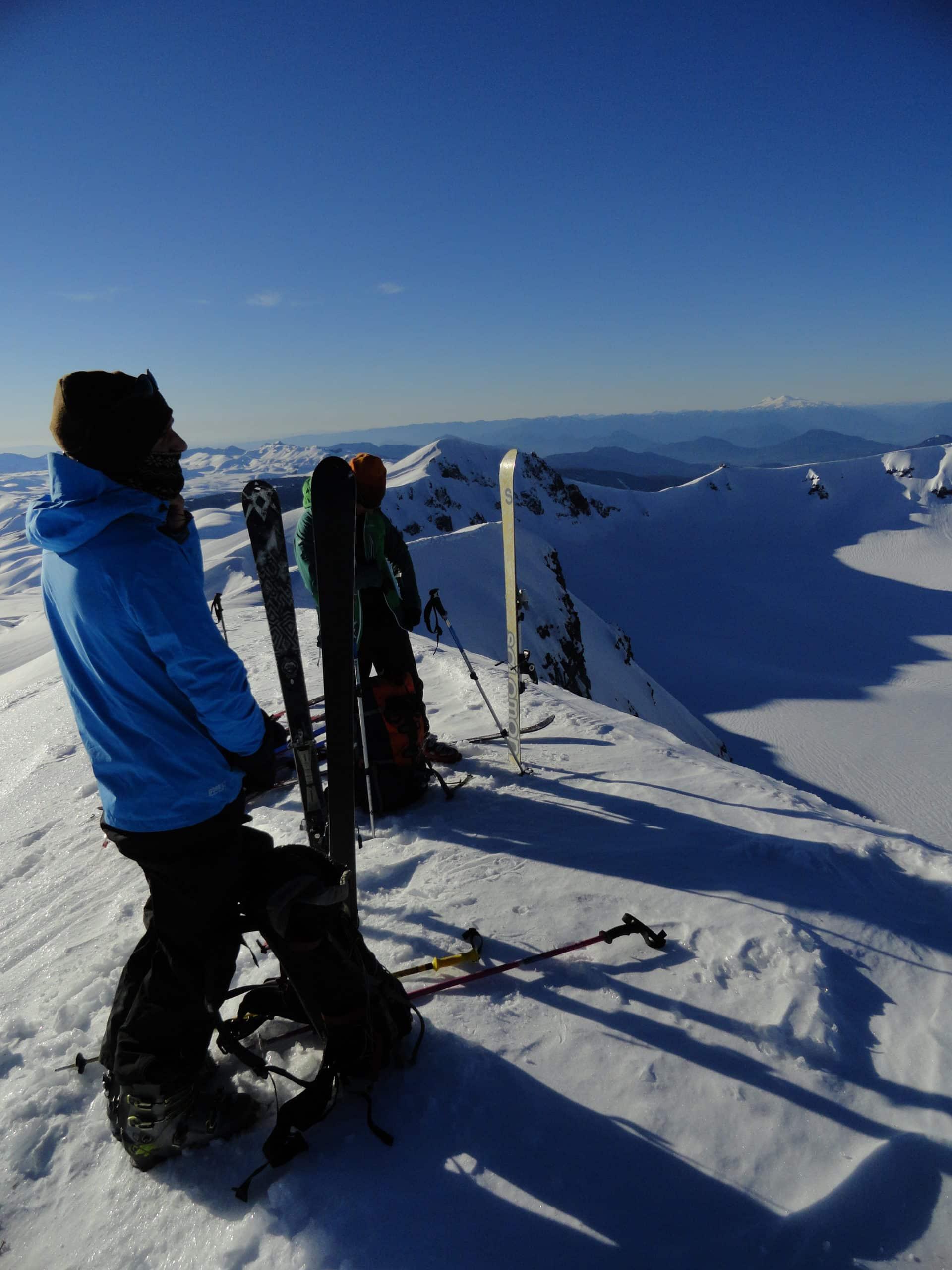 Day Ski trip around Bariloche, in North Patagonia