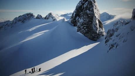 Whistler & Backcomb backcountry skiing