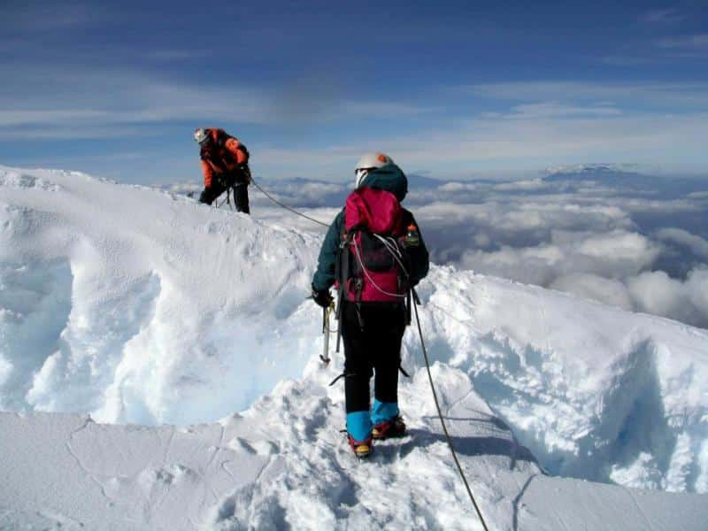 top-5-volcanoes-to-climb-in-ecuador-cayambe