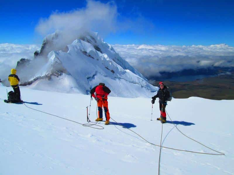 top-5-volcanoes-to-climb-in-ecuador-chimborazo-ascent