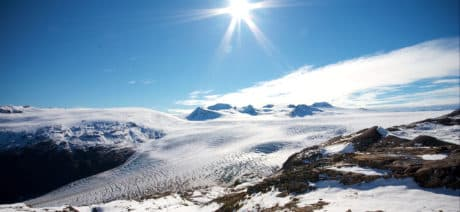 Southern Ice Field