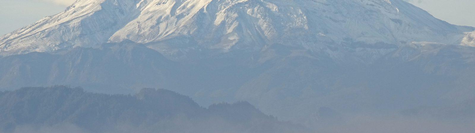 2-day Climbing trip to Pico Orizaba (5636 m)