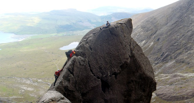 Climbing courses in the UK: Isle of Skye, Highlands, Lake District or Snowdonia