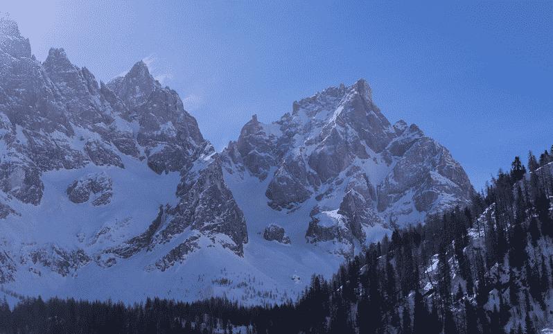 Dolomites Haute Route off-piste and ski touring trip