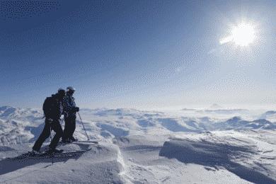 heliski en Sibérie au Kamchatka