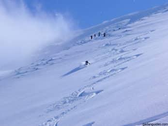 Kebnekaise Ski tour Haute Route