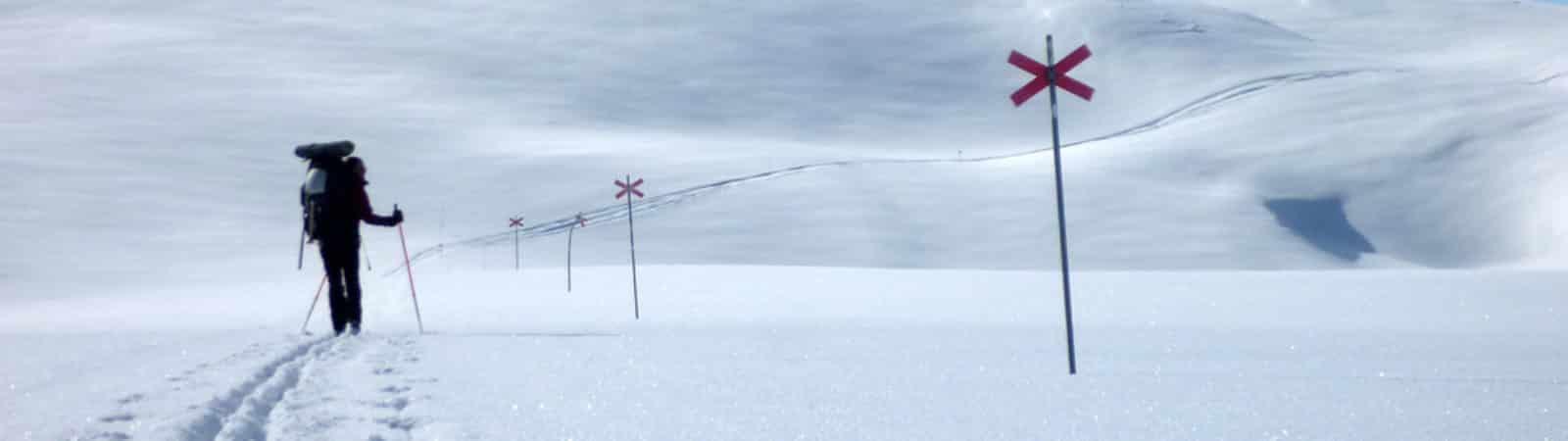 8-day Kungsleden ski touring from Abisko to Nikkaluokta