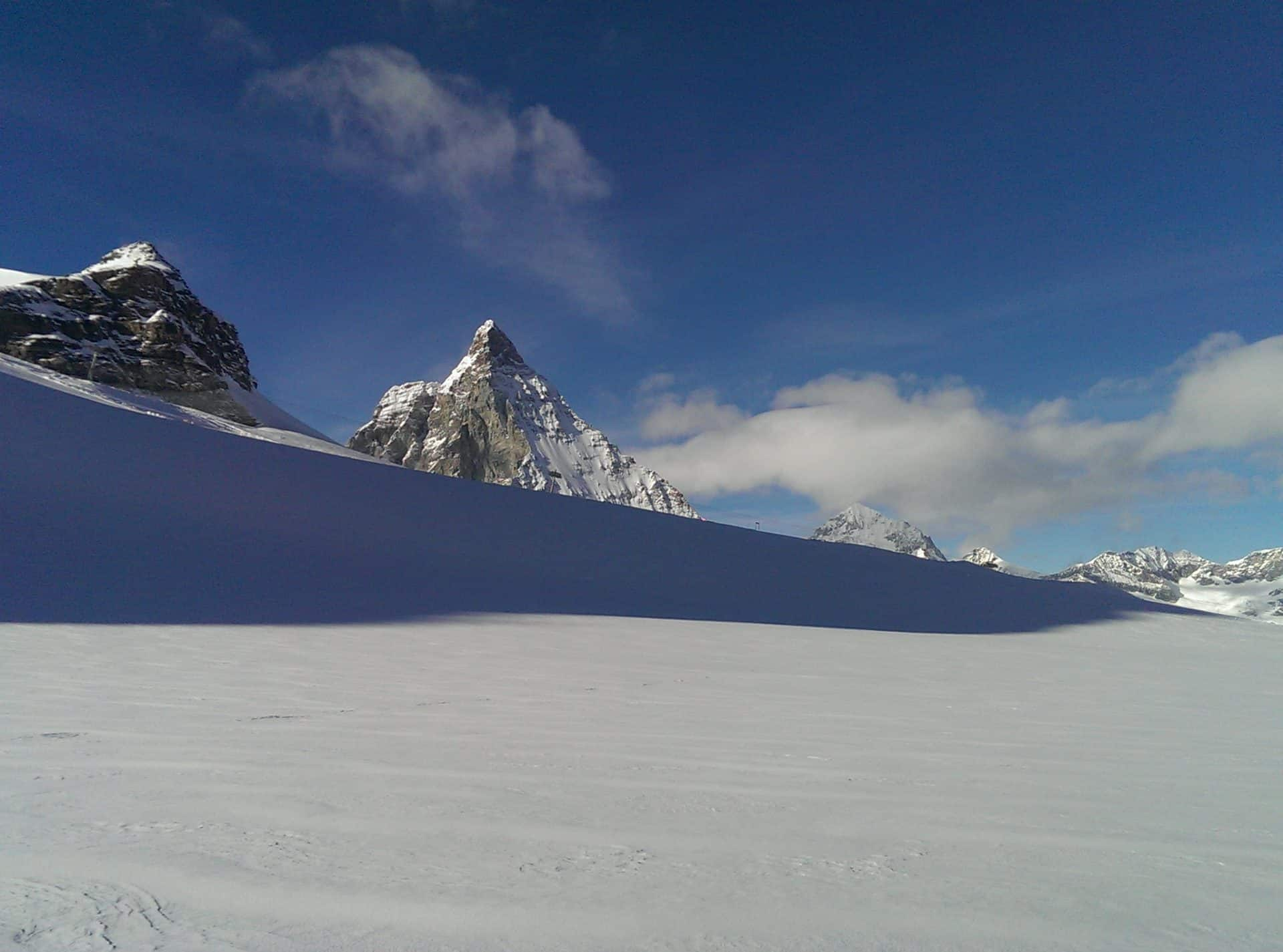 Zermatt 3-day private guided freeride skiing