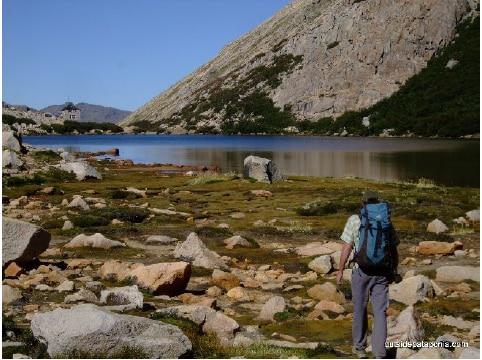 Hut to hut trekking, Bariloche
