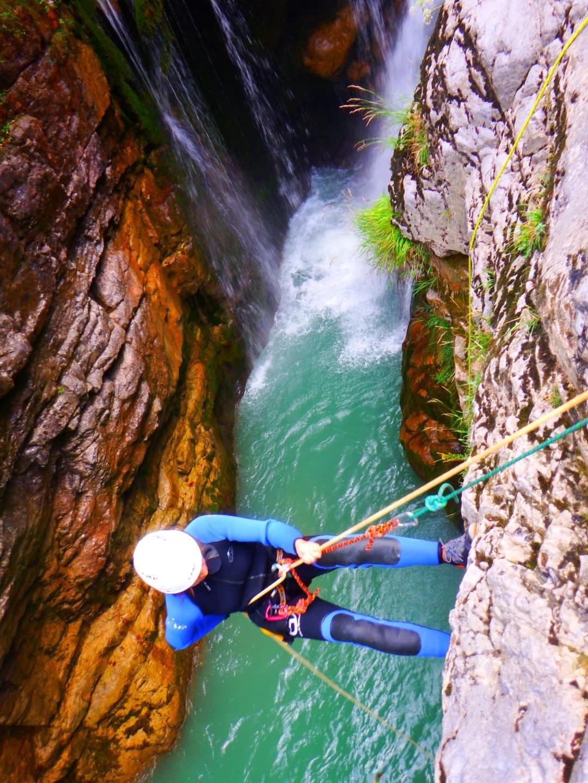 Sierra de Guara Canyoning Tour