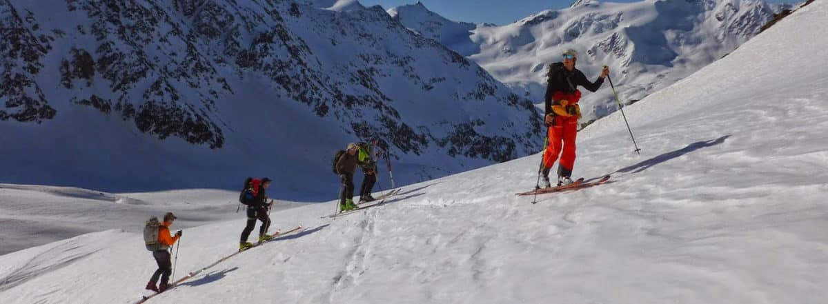 Kap Azimut trip to the Alps