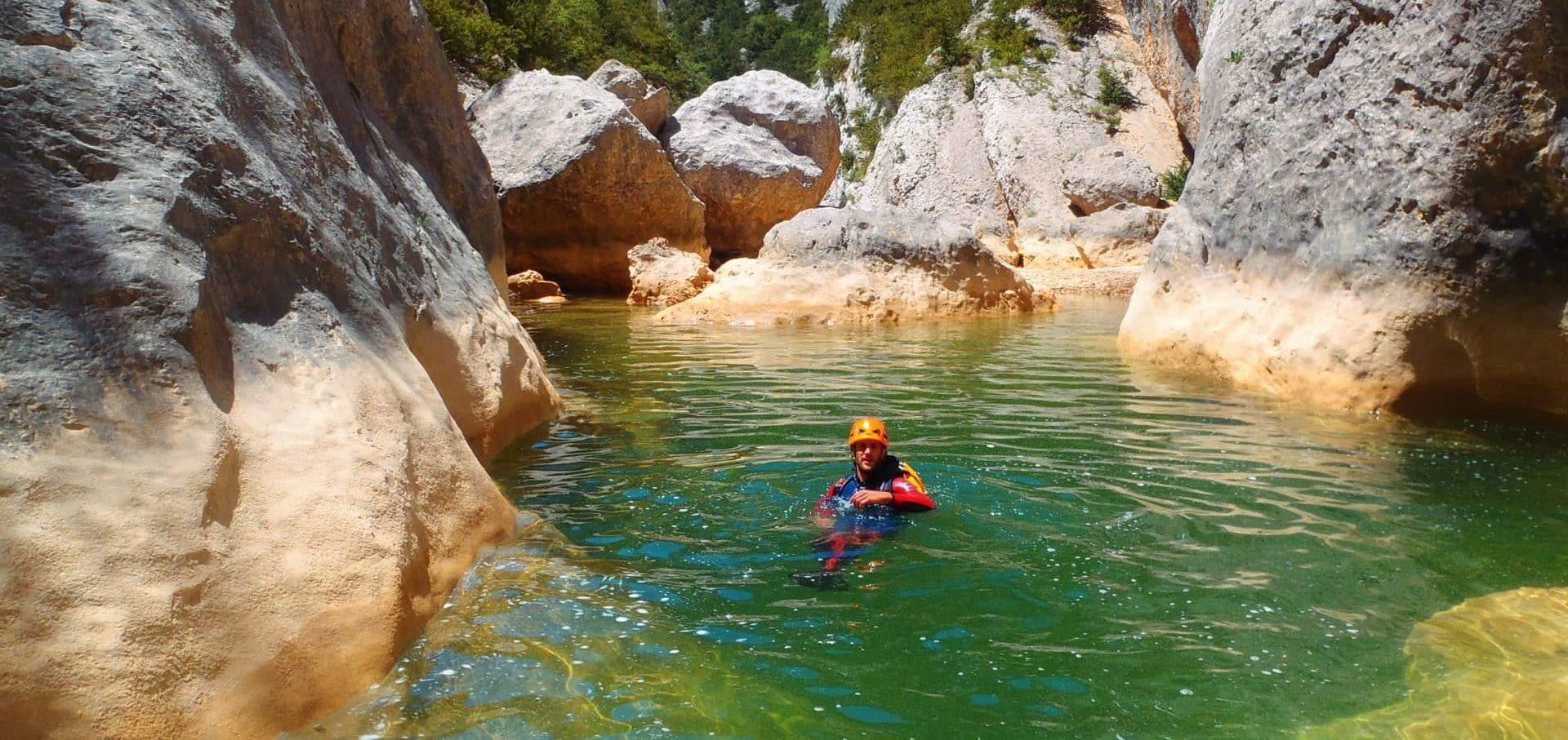 Sierra de Guara, Spain, Guided Canyoning