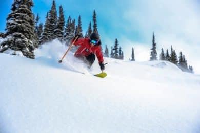 Intro to Backcountry skiing, Whistler