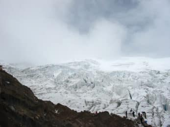 Climb Cayambe and Chimborazo in 5 days
