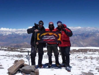 New Zealand Adventure Conslt High altitude expeditions