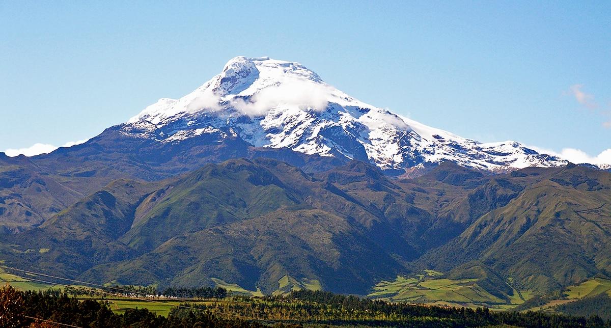 Chimborazo, Cayambe 8 Day Guided Ascent