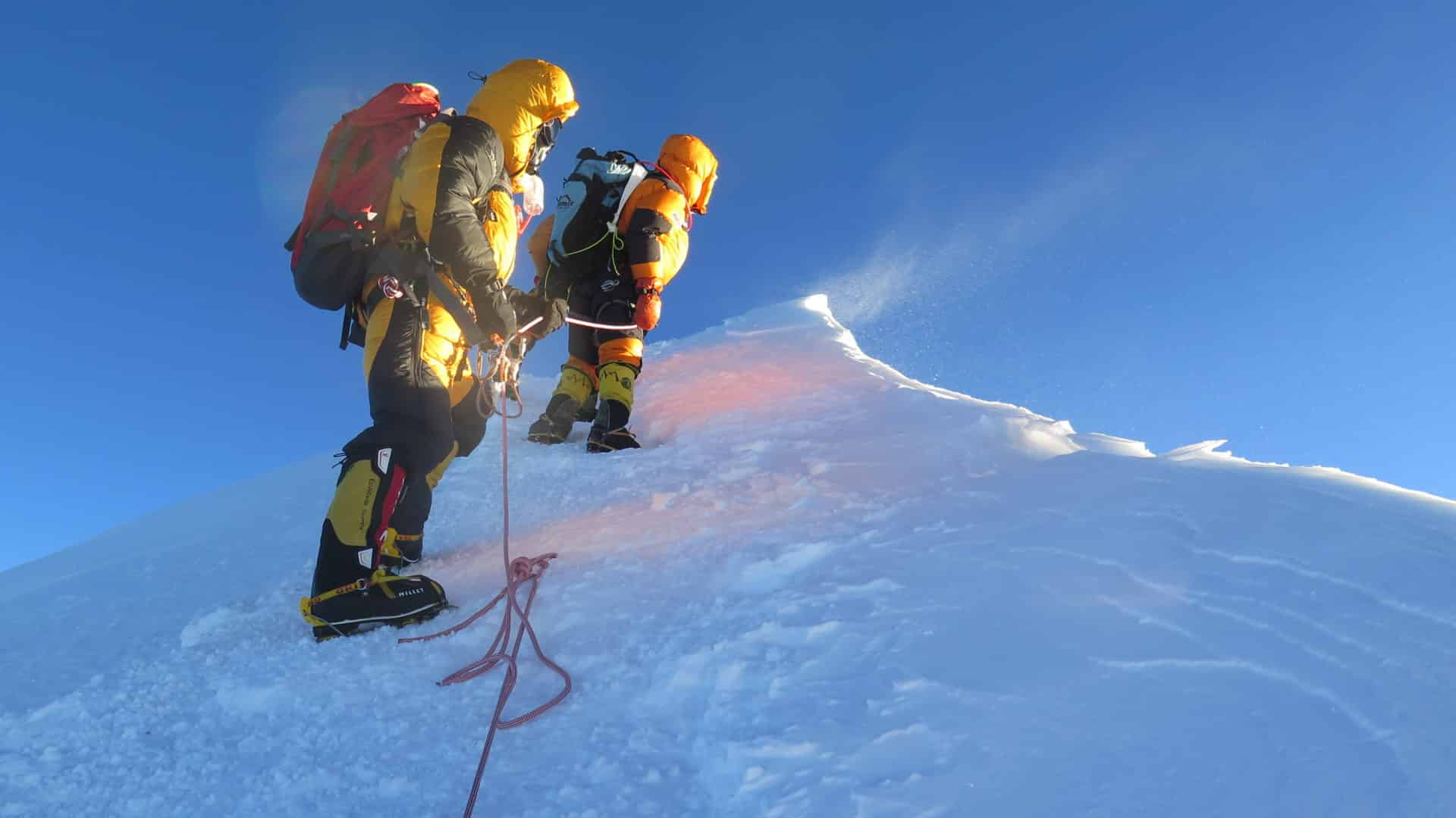 Mount Everest, Nepal Side, Guided expedition