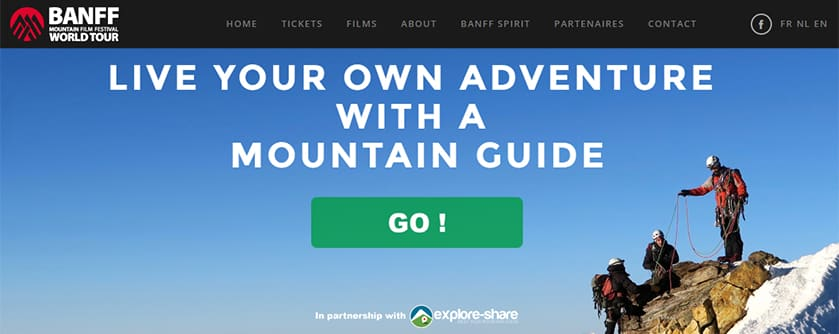 Explore-Share partnerships - BANFF