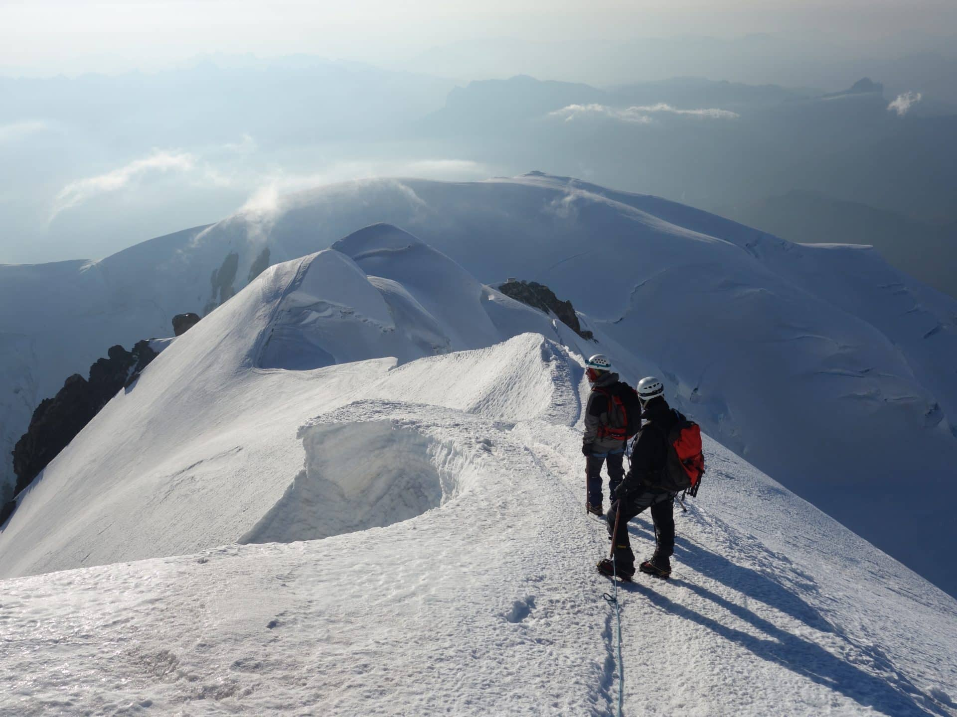 Mont Blanc 6-day climbing course