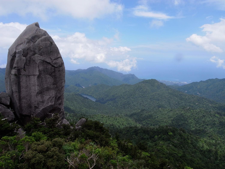 Hike Mt Tachu in Yakushima