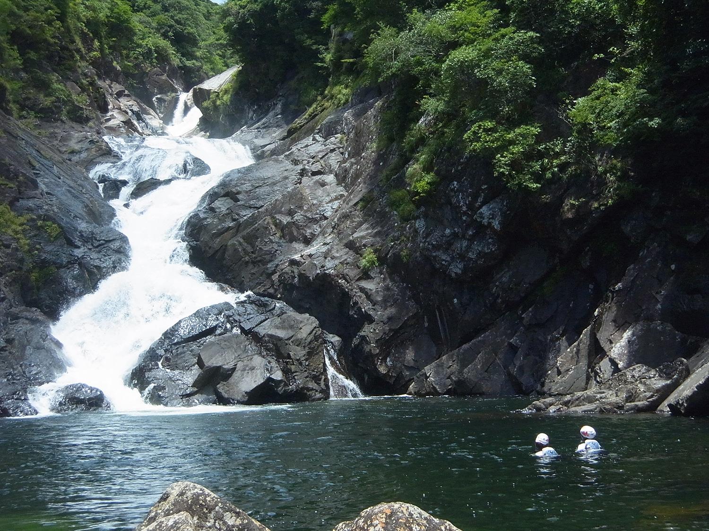 Explore Sawanobori (Canyoning) in Yakushima
