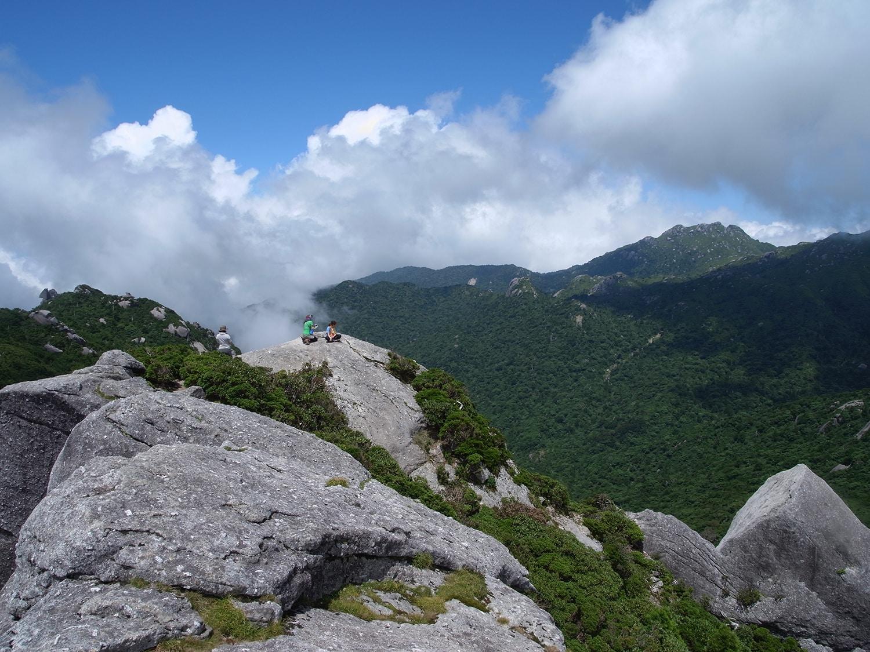 Hike Mt Kuromi, Yakushima