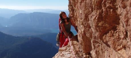 Rock climbing Catalonia