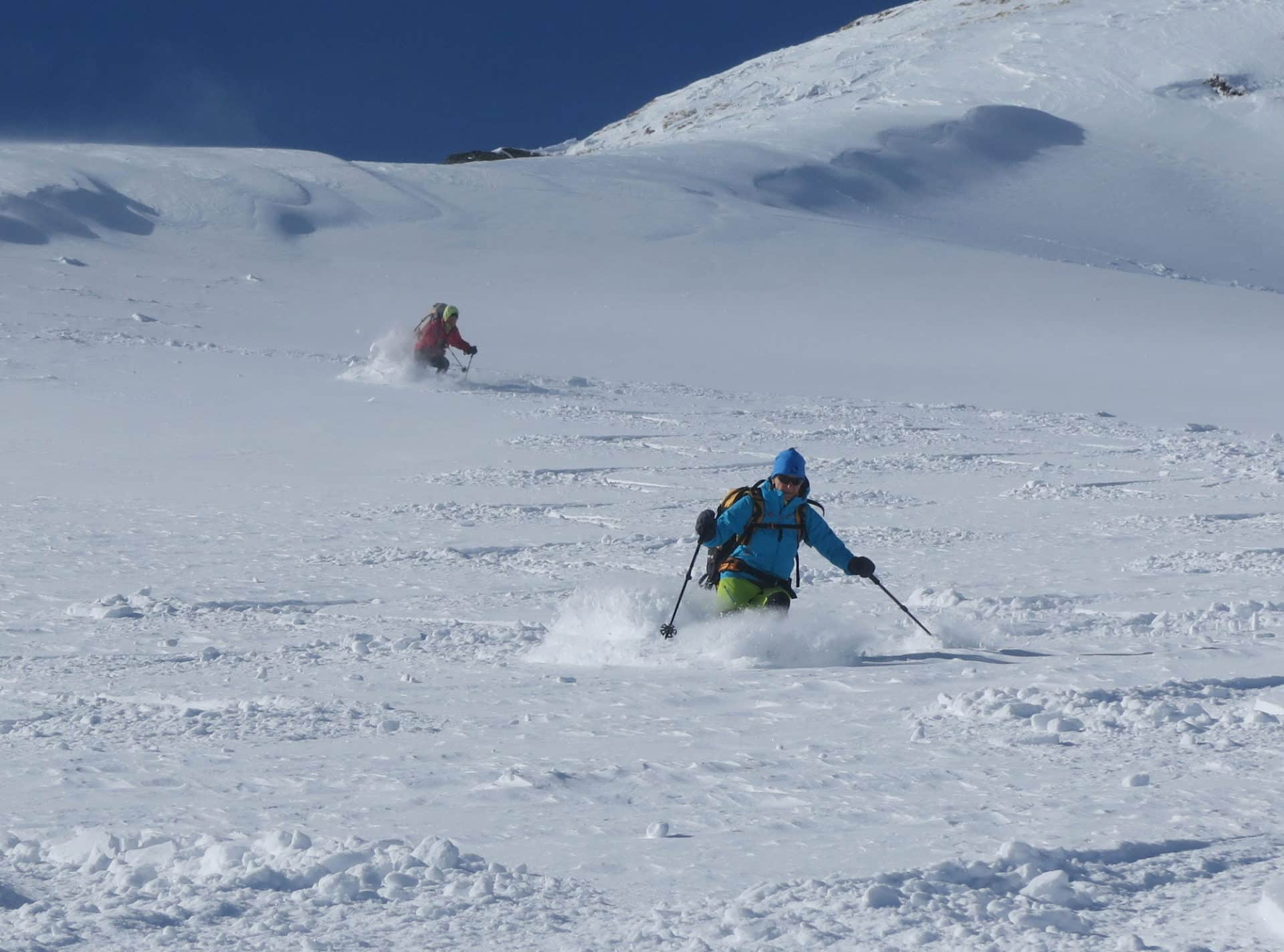 Guided ski tours in the Gastein Valley