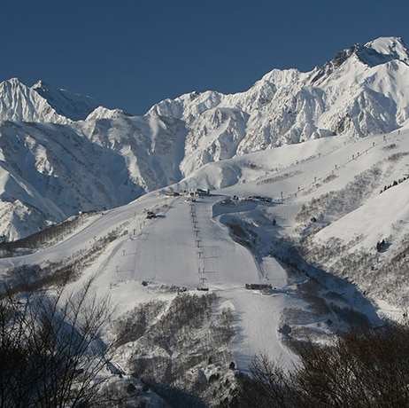 Hakuba ski resort