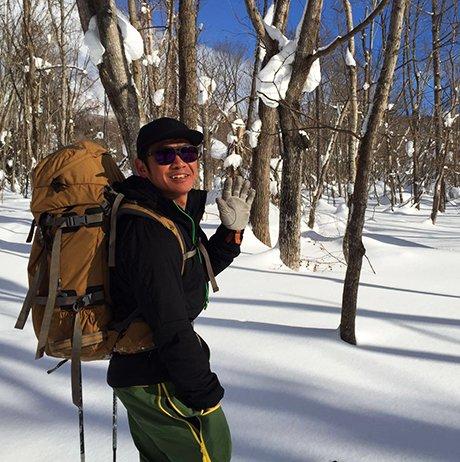 Daisuke, Japanese IFMGA Mountain Guide