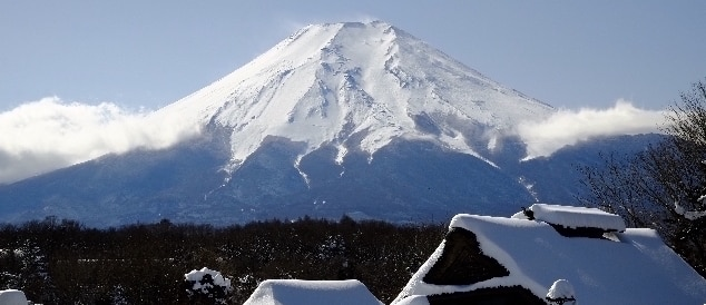 Mount Fuji Springtime Guided Climb