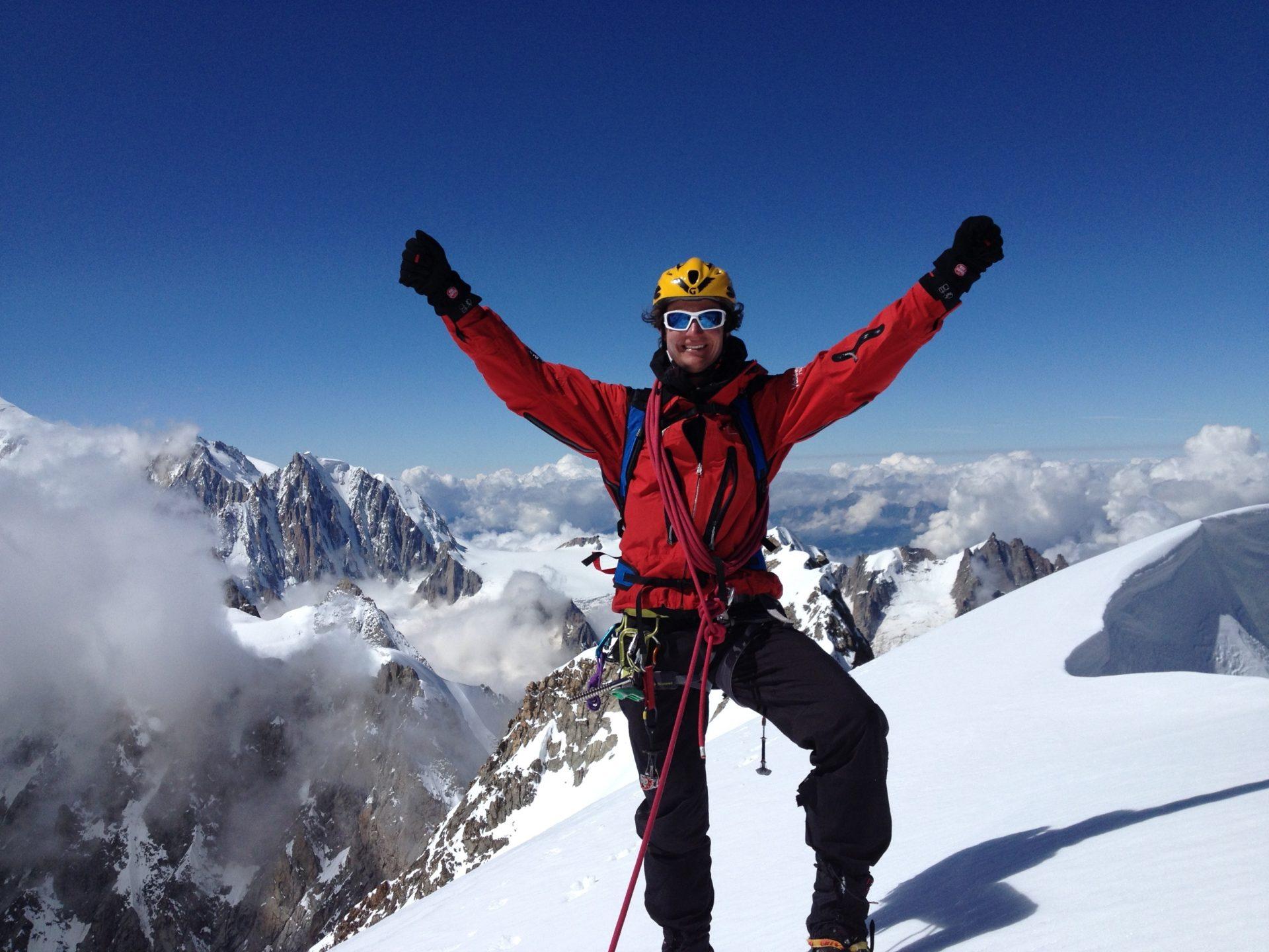 Andrea Benato Italy IFMGA Mountain guide