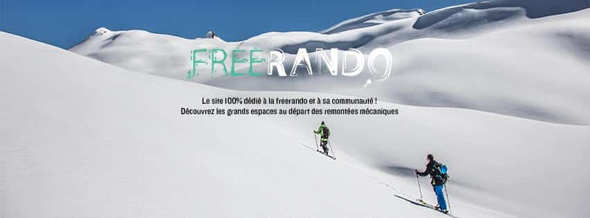 Freerando -Explore Share partnership