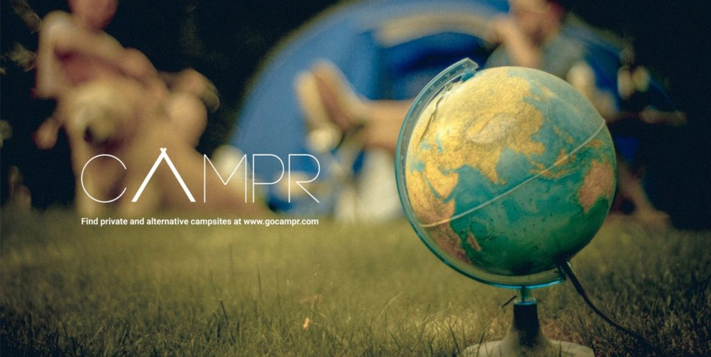 Explore-Share - Campr partnership