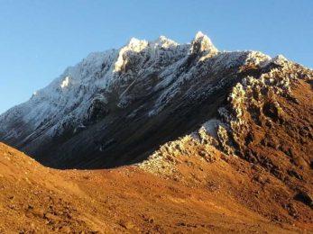 Cayambe, Chimborazo 5 Day Guided Climb  5-day trip  UIAGM leader