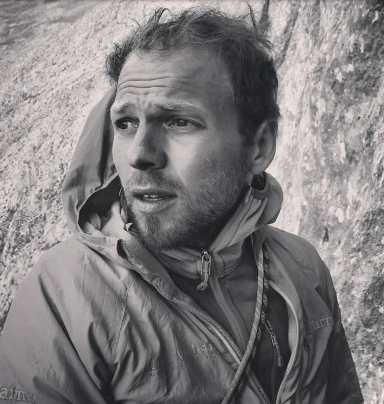 Enrico Geremia IFMGA mountain guide Dolomites